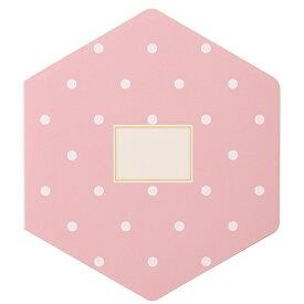 セキセイ SEKISEI ハーパーハウス スクラップアルバム Honeycomb(ハニカム) ドット XP-6501