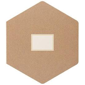 セキセイ SEKISEI ハーパーハウス スクラップアルバム Honeycomb(ハニカム) クラフト XP-6504