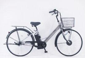 サイモト自転車 SAIMOTO 電動アシスト自転車 EVA260 ガンメタル FV_B260ALR_BAA_B [変速無し /26インチ]【組立商品につき返品不可】 【代金引換配送不可】