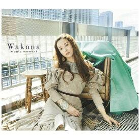 ビクターエンタテインメント Victor Entertainment Wakana/ magic moment 初回限定盤A【CD】 【代金引換配送不可】