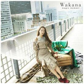 ビクターエンタテインメント Victor Entertainment Wakana/ magic moment 初回限定盤B【CD】 【代金引換配送不可】