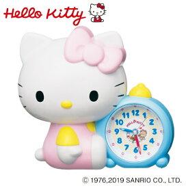 セイコー SEIKO おしゃべり目ざまし時計 JF382A ハローキティ(Hello Kitty) JF382A [アナログ]