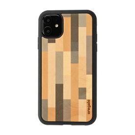 HAMEE ハミィ [iPhone 11専用]oregalo(オレガロ) × kibaco iPhone Case oregalo Tile 663-915929