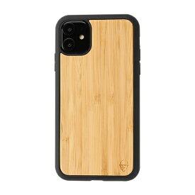 HAMEE ハミィ [iPhone 11専用]oregalo(オレガロ) × kibaco iPhone Case oregalo Bamboo 663-915936