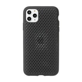 HAMEE ハミィ [iPhone 11 Pro Max専用]AndMesh メッシュiPhoneケース AndMesh ブラック 612-960908