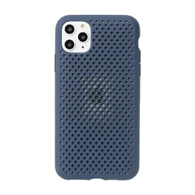HAMEE ハミィ [iPhone 11 Pro Max専用]AndMesh メッシュiPhoneケース AndMesh ネイビー 612-960922