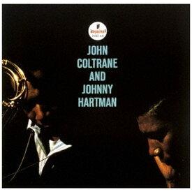 ユニバーサルミュージック ジョン・コルトレーン(ts)/ ジョン・コルトレーン・アンド・ジョニー・ハートマン 生産限定盤【CD】