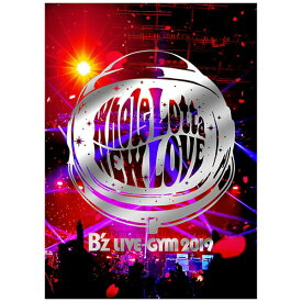 【2020年02月26日発売】 ビーイング Being 【先着購入特典付き】B'z/ B'z LIVE-GYM 2019 -Whole Lotta NEW LOVE-【ブルーレイ】