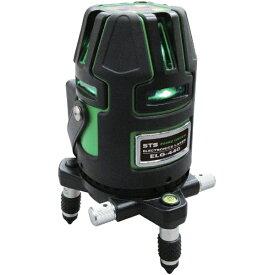 STS エスティーエス STS 電子整準式グリーンレーザー墨出器 ELG−440 ELG-440