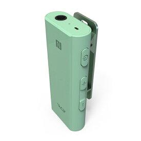 HiBy ハイビー Bluetoothレシーバー グリーン W3GR