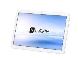 NEC エヌイーシー PC-TE710KAW Androidタブレット LAVIE Tab E(TE710/KAW) ホワイト [10.1型ワイド /ストレージ:64GB /Wi-Fiモデル][タブレット 本体 10インチ]
