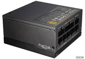 FRACTAL DESIGN フラクタルデザイン PC電源 ION SFX 500G FD-PSU-ION-SFX-500G-BK [500W /SFX /Gold]