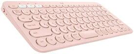 ロジクール Logicool マルチデバイスキーボード ローズ K380RO [Bluetooth /ワイヤレス] K380 マルチデバイス ローズ K380RO [Bluetooth /ワイヤレス]