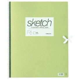 キョクトウアソシエイツ KYOKUTO F6スケッチブック SK966