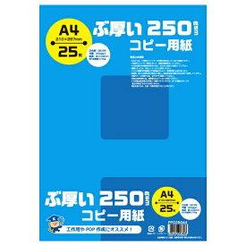 キョクトウアソシエイツ KYOKUTO PPC250A4 コピー用紙 ぶ厚いコピー用紙 250gsm [A4 /25枚]