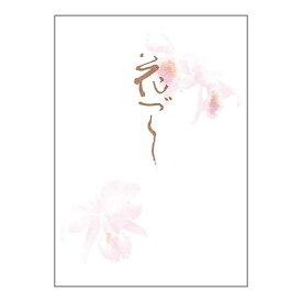 アピカ APICA 花づくしはがきサイズ箋 LE701N