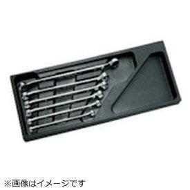 京都機械工具 KYOTO TOOL ネプロス 15°めがねレンチセット[6本組] NTM206
