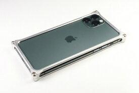 GILD design ギルドデザイン GILD DESIGN ソリッドバンパー for iPhone11Pro シルバー