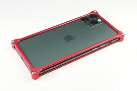 GILD design ギルドデザイン GILD DESIGN ソリッドバンパー for iPhone11Pro レッド