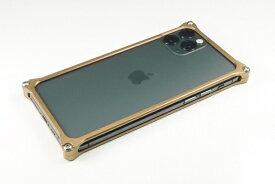 GILD design ギルドデザイン GILD DESIGN ソリッドバンパー for iPhone11Pro シグネイチャーゴールド