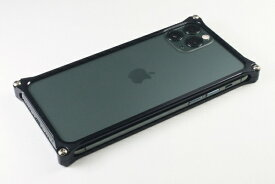 GILD design ギルドデザイン GILD DESIGN ソリッドバンパー for iPhone11ProMax ブラック