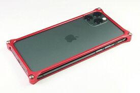 GILD design ギルドデザイン GILD DESIGN ソリッドバンパー for iPhone11ProMax レッド