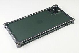 GILD design ギルドデザイン GILD DESIGN ソリッドバンパー for iPhone11ProMax グレー