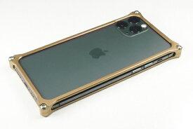 GILD design ギルドデザイン GILD DESIGN ソリッドバンパー for iPhone11ProMax シグネイチャーゴールド