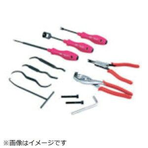 京都機械工具 KYOTO TOOL KTC ブレーキツールセット(ドラムブレーキ用)[12本組] ATBX12