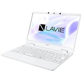 NEC エヌイーシー PC-NM550RAW ノートパソコン LAVIE Note Mobile(NM550/RA) パールホワイト [12.5型 /intel Core i5 /SSD:256GB /メモリ:8GB /2020年春モデル][12.5インチ office付き 新品 windows10]