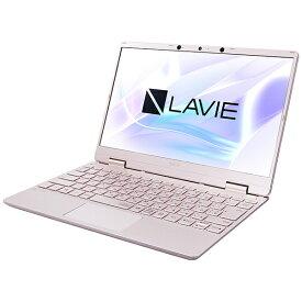 NEC エヌイーシー PC-NM550RAG ノートパソコン LAVIE Note Mobile(NM550/RA) メタリックピンク [12.5型 /intel Core i5 /SSD:256GB /メモリ:8GB /2020年春モデル][12.5インチ office付き 新品 windows10]