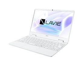NEC エヌイーシー PC-NM150RAW ノートパソコン LAVIE Note Mobile(NM150/RAW) パールホワイト [12.5型 /intel Celeron /SSD:256GB /メモリ:4GB /2020年春モデル][12.5インチ office付き 新品 Windows10]