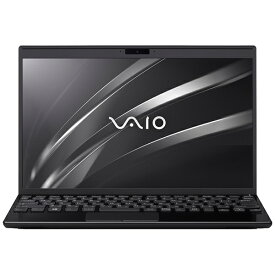 VAIO バイオ VJS12290111B ノートパソコン VAIO SX12(SIMフリーLTE) ブラック [12.5型 /intel Core i7 /SSD:256GB /メモリ:8GB /2020年1月モデル][12.5インチ office付き 新品 windows10]