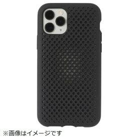 HAMEE ハミィ iPhone 11 Pro 5.8インチ AndMesh メッシュiPhoneケース 612-960700 ブラック
