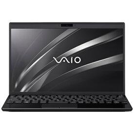 VAIO バイオ ノートパソコン VAIO SX12 ブラック VJS12290211B [12.5型 /intel Core i5 /SSD:256GB /メモリ:8GB /2020年1月モデル][12.5インチ office付き 新品 windows10]