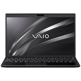 VAIO バイオ ノートパソコン VAIO SX12 ブラック VJS12290311B [12.5型 /intel Core i5 /SSD:256GB /メモリ:8GB /2020年1月モデル][12.5インチ office付き 新品 windows10]