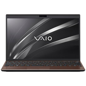 VAIO バイオ ノートパソコン VAIO SX12 ブラウン VJS12290411T [12.5型 /intel Core i5 /SSD:256GB /メモリ:8GB /2020年1月モデル][12.5インチ office付き 新品 windows10]