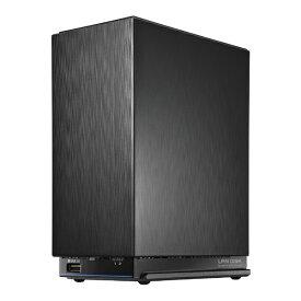 I-O DATA アイ・オー・データ NAS PC向け[8TB搭載 /2ベイ] デュアルコアCPU搭載 HDL2-AAXシリーズ HDL2-AAX8