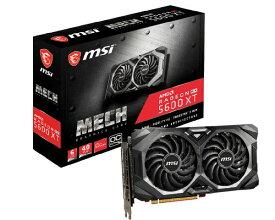 MSI エムエスアイ グラフィックボード Radeon RX 5600 XT MECH OC [6GB /Radeon RXシリーズ]