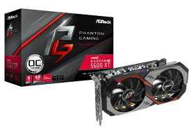 ASROCK アスロック グラフィックボード RADEON RX 5600 XT Phantom Gaming D2 6G OC [6GB /Radeon RXシリーズ]