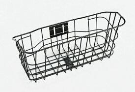 ブリヂストン BRIDGESTONE フロントバスケット TB1e用バスケット(ブラック) BK-TB1E【※バスケット装着には別売フロントキャリアが必要です。】