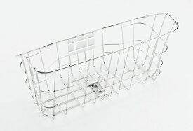ブリヂストン BRIDGESTONE フロントバスケット TB1e用バスケット(ステンレス) BK-TB1E【※バスケット装着には別売フロントキャリアが必要です。】