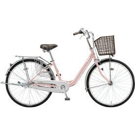 ブリヂストン BRIDGESTONE 24型 自転車 Carusa カルーサ(M.Xプレシャスローズ/内装3段変速)CR43T【2020年モデル】【組立商品につき返品不可】 【代金引換配送不可】