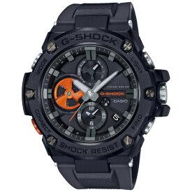 カシオ CASIO [Bluetooth搭載ソーラー時計]G-SHOCK(Gショック) G-STEEL(Gスチール) GST-B100B-1A4JF【point_rb】