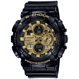 カシオ CASIO G-SHOCK(Gショック)Garish Color Series GA-140GB-1A1JF