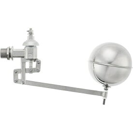 三栄水栓 SANEI 複式ステンレスボールタップ V42550