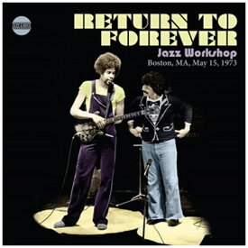 ヴィヴィドサウンドコーポレーション VIVID SOUND CORPORATION リターン・トゥ・フォーエヴァー/ ジャズ・ワークショップ、ボストン、マサチューセッツ 1973/5/15【CD】