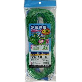 シンセイ Shinsei シンセイ 家庭菜園用ネット 24cm目 シンセイ