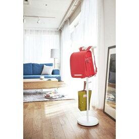 山崎実業 Yamazaki スマート ランドセルスタンド(ホワイト)(School Bag Stand Smart WH) 03494