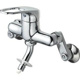 三栄水栓 SANEI シングル洗濯機用混合栓 K1700TVK13